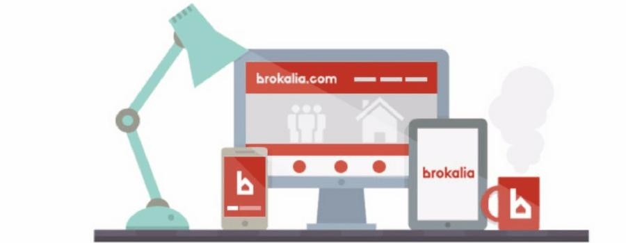Aplicacion Brokalia Android