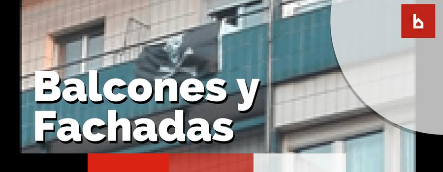 balcones y fachadas