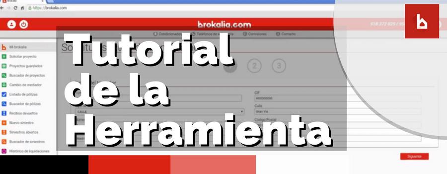 tutorial herramienta brokalia