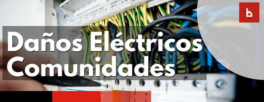 cobertura de daños electricos seguros comunidades