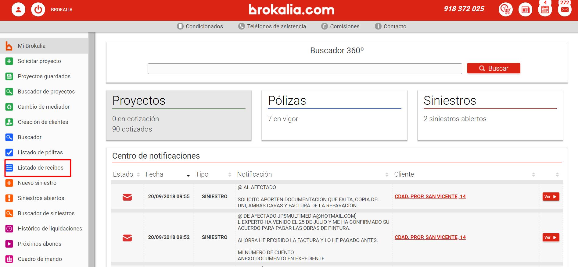 Brokalia-Listado-Recibo