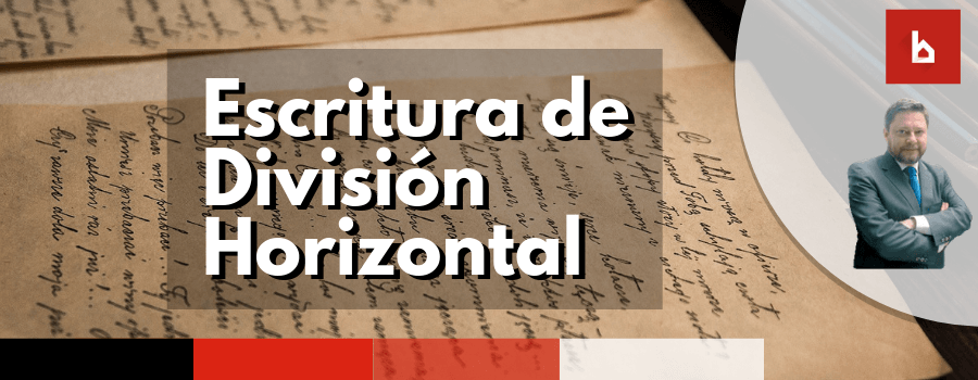 Escritura-Division-Horizontal