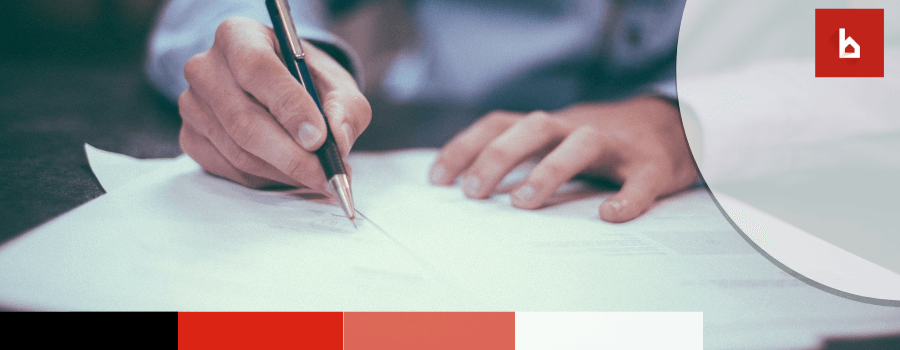 Carta dirigida a un administrador de fincas